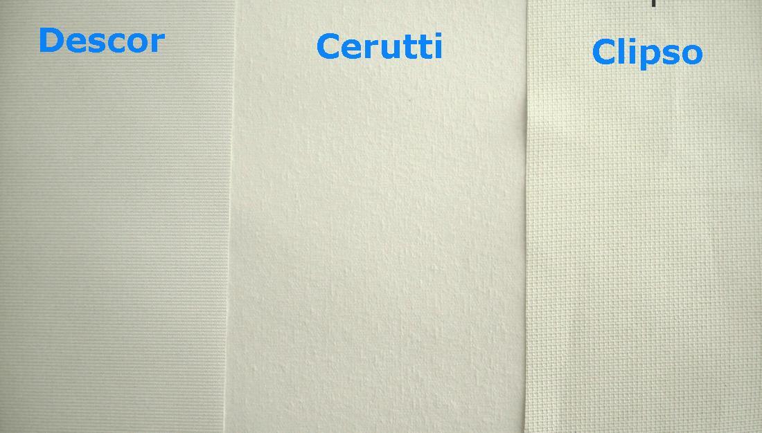 Тканевые потолки: Черутти, Клипсо, Дескор