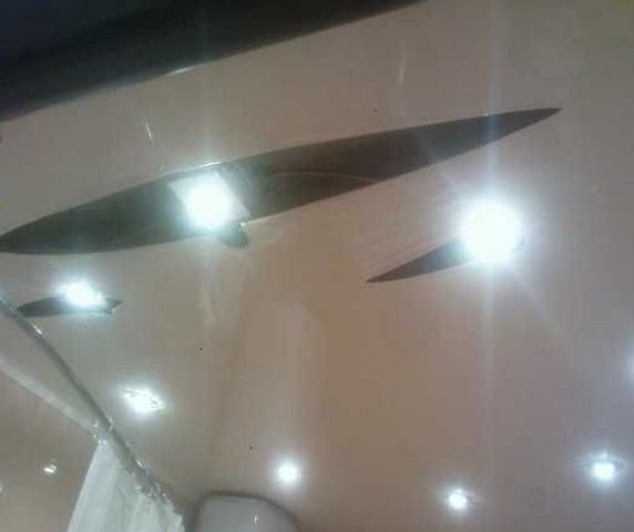Разрыв швов на натяжном потолке