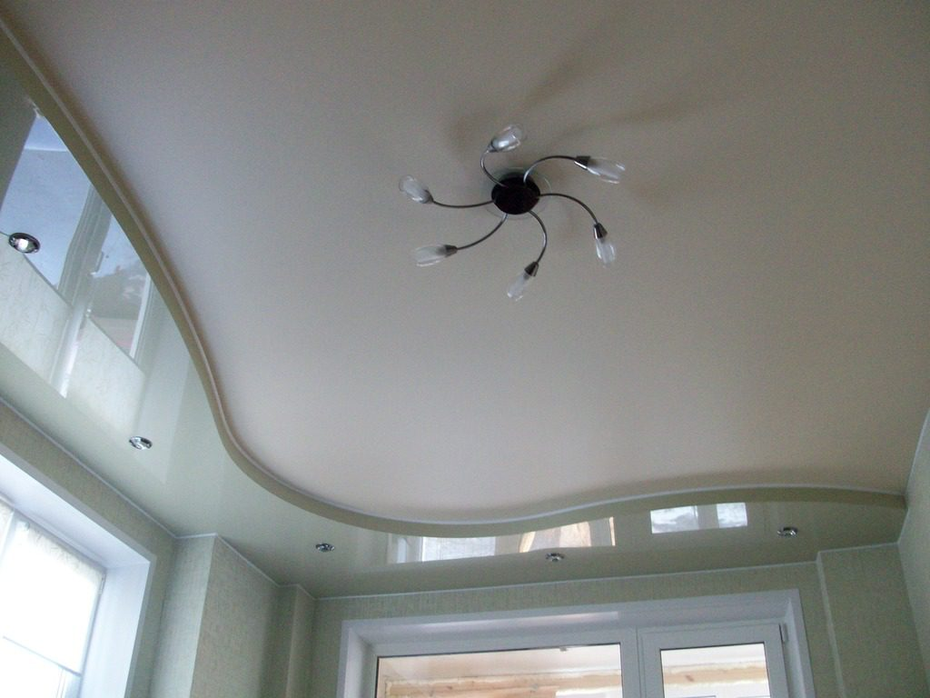 Натяжной потолок