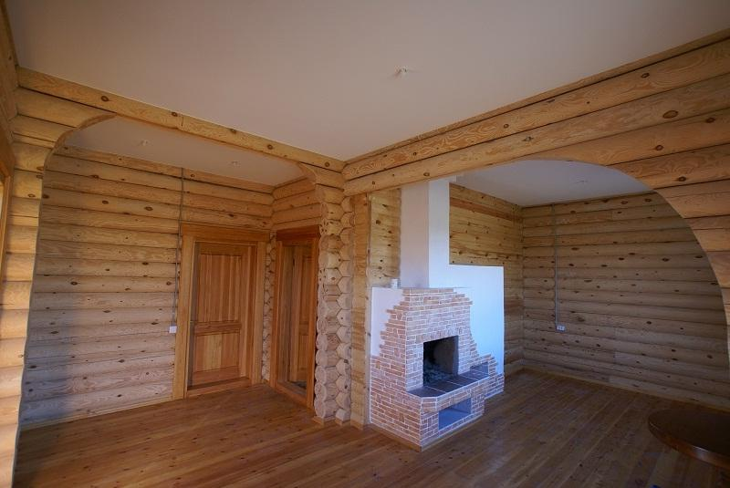 Потолки в деревянных домах своими руками