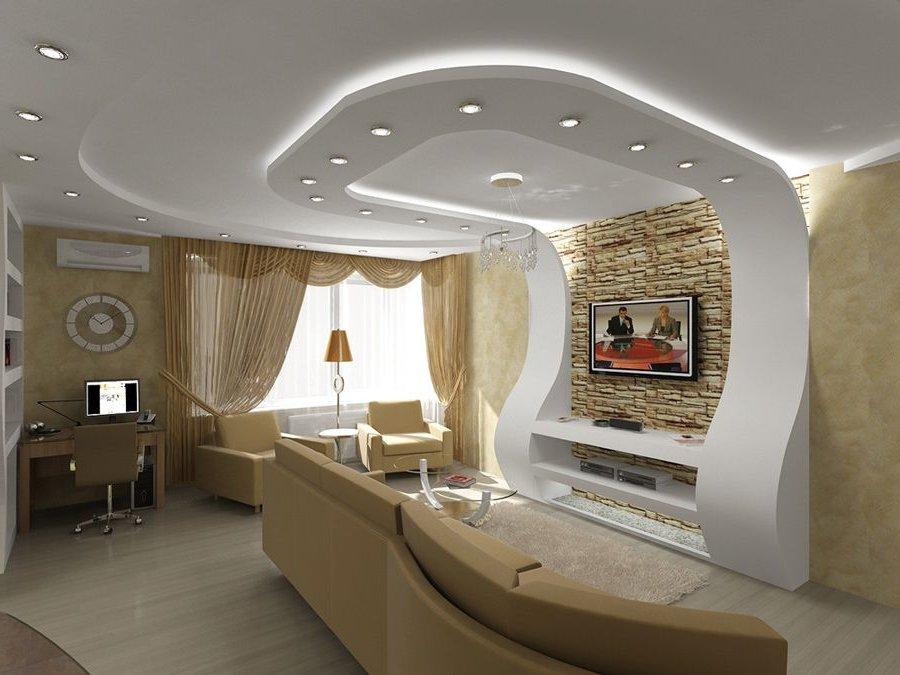 Дизайн потолков своими руками фото