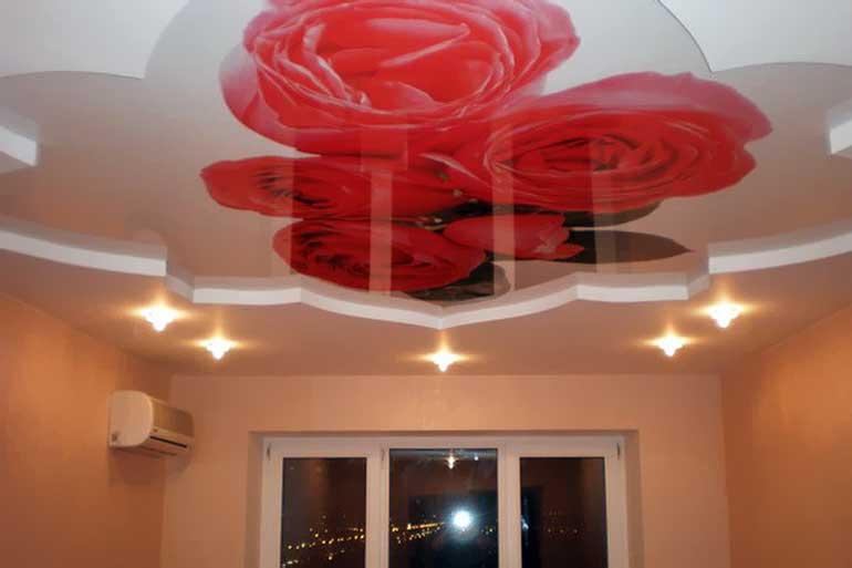 Натяжные потолки от российских производителей