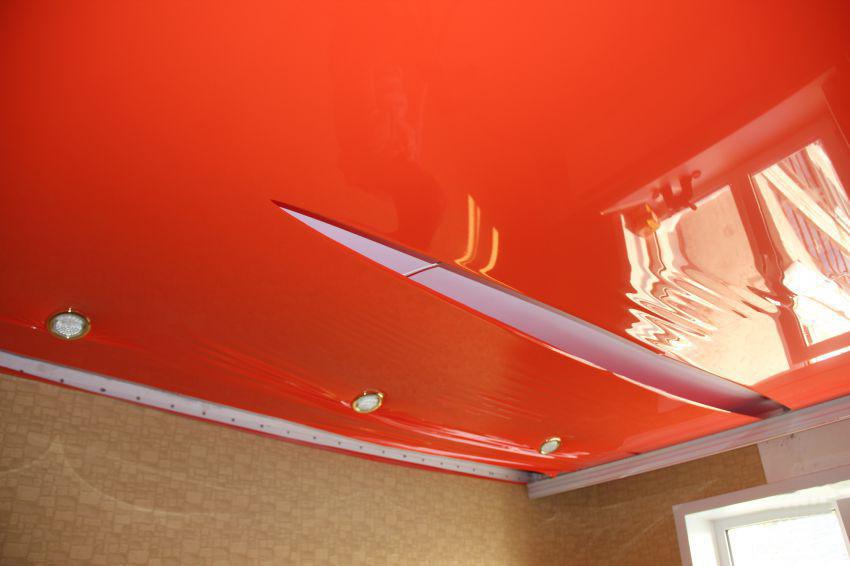 Натяжные потолки для ремонта