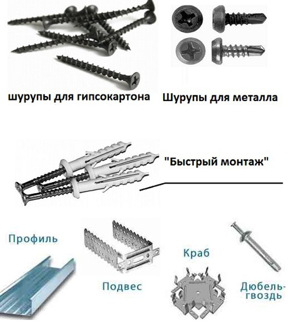 Материалы для работы