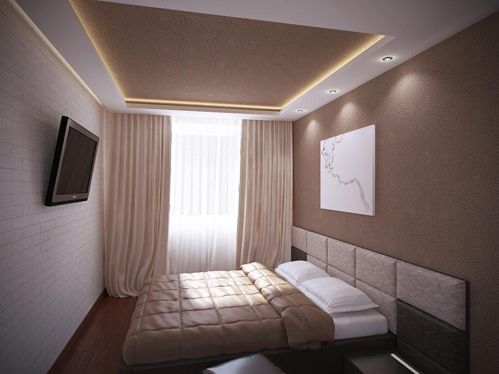 Готовый потолок из гипрока