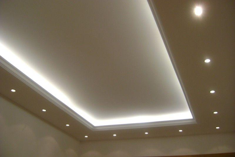 Короб на потолке