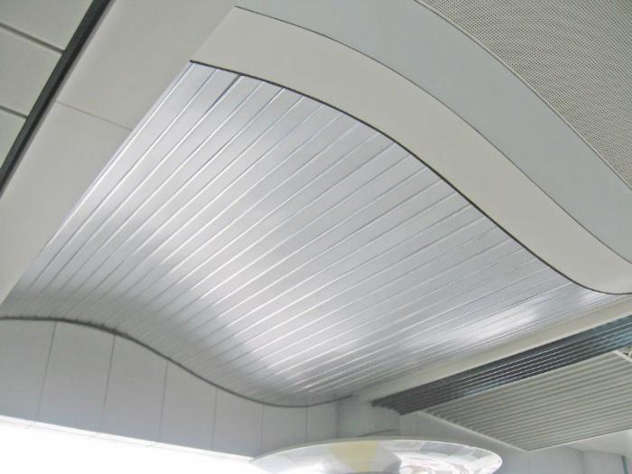 светильники для реечных потолков
