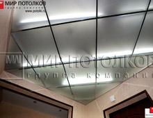 Акриловые потолки фото