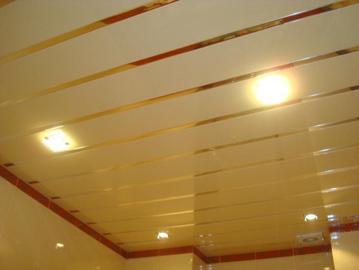 Французские алюминиевые подвесные потолки