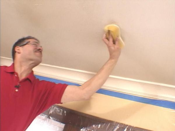Как мыть тканевые натяжные потолки