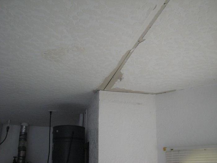 чем заделать шов на потолке между плитами скрываем швы