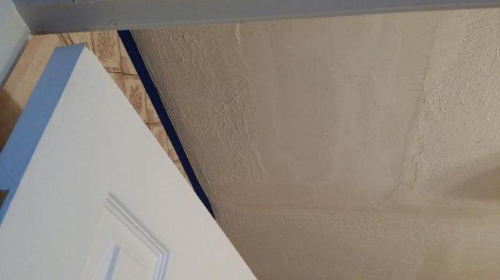 чем заделать шов на потолке между плитами технология