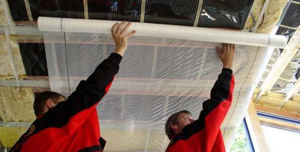 гидроизоляция потолка своими руками