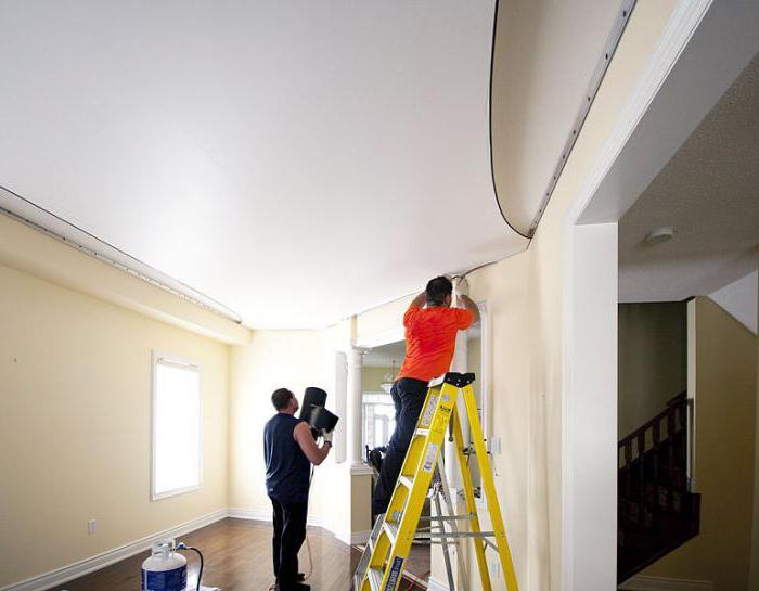 как сделать гидроизоляцию потолка