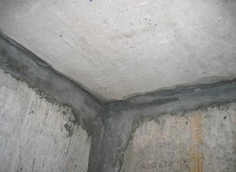 гидроизоляция потолка изнутри