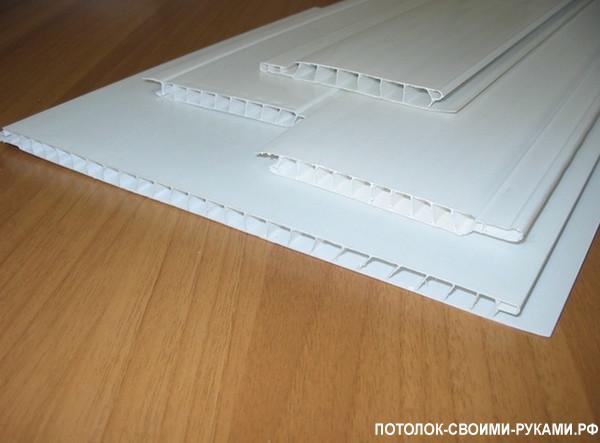 Фото панелей ПВХ для подшивного потолка.