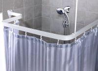 гибкий карниз для ванной 1
