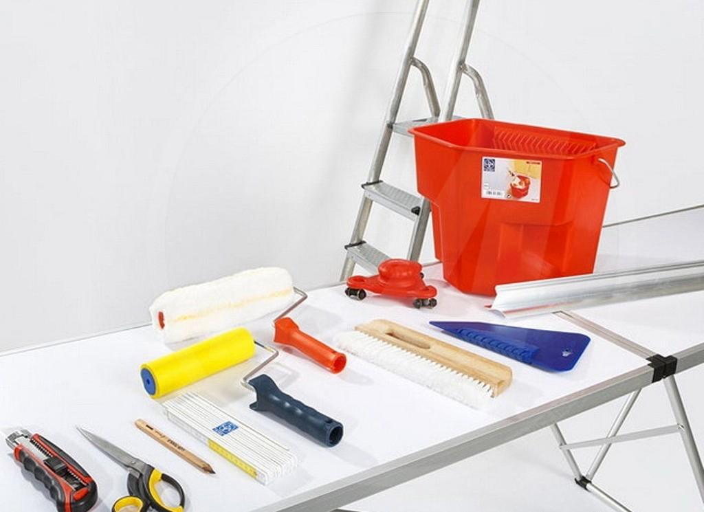 Заранее приготовьте необходимый инструмент