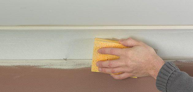 Советы как клеить потолочный плинтус правильно