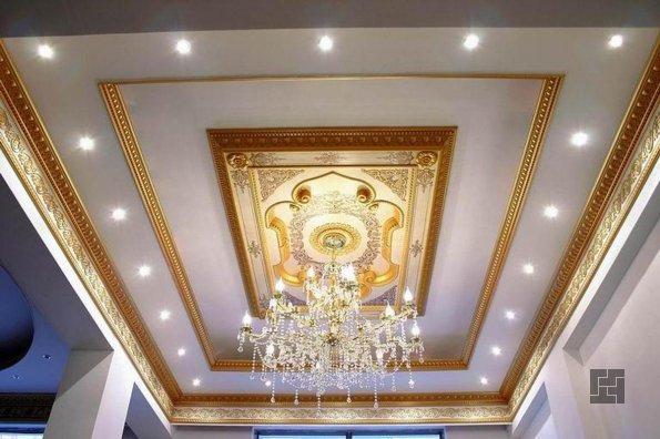 Советы по декору потолка