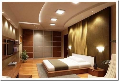 Потолочные световые панели: преимущества и виды