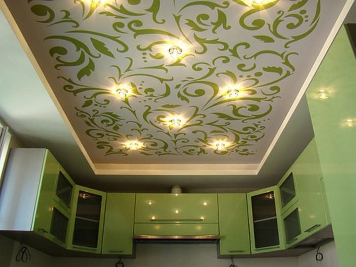 Натяжной потолок - дизайн