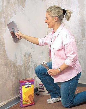 Между шпаклевкой стен из гипсокартона и другими нет принципиальных отличий