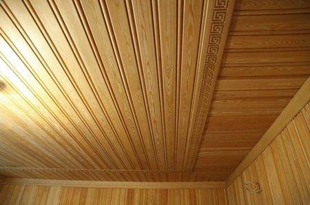 Какой должна быть деревянная отделка для потолка
