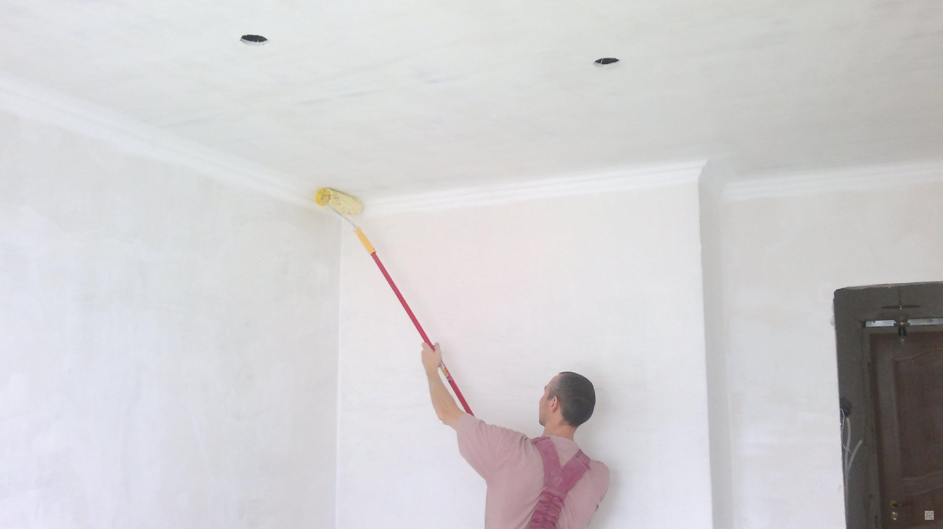 Как покрасить оштукатуренный фасад дома своими руками фото 870