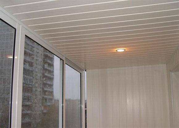 как сделать панели на потолок