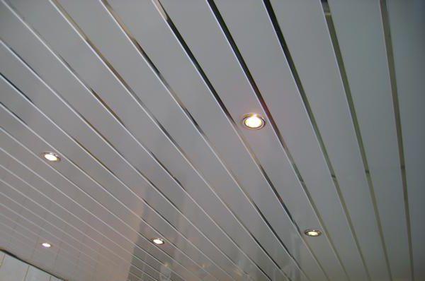 потолочные покрытия для комнат