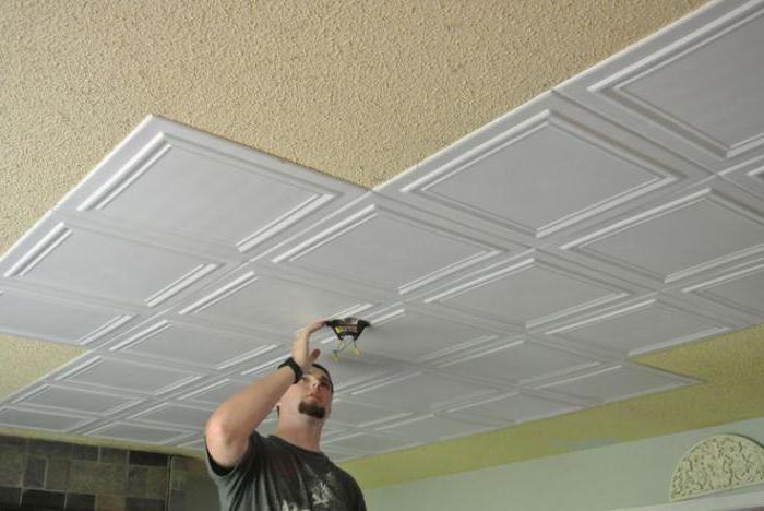 лучшее потолочное покрытие