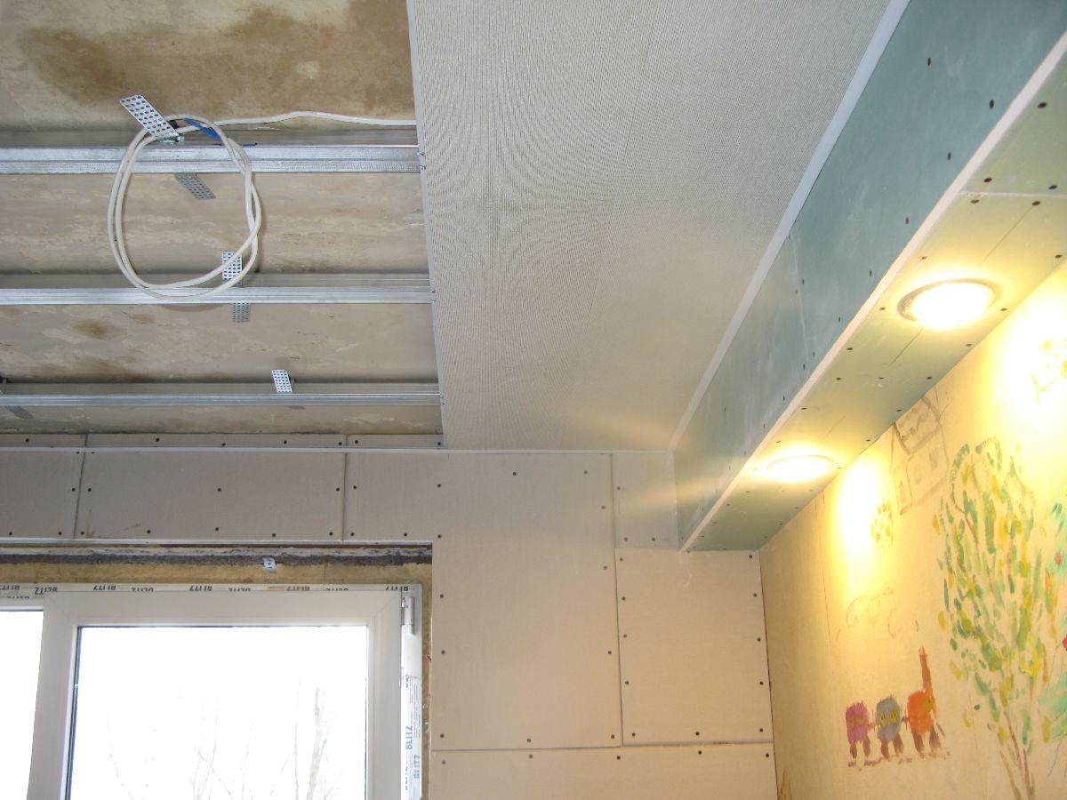 Ремонт своими руками потолок видео фото 426