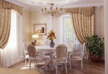 Потолок в классическом стиле