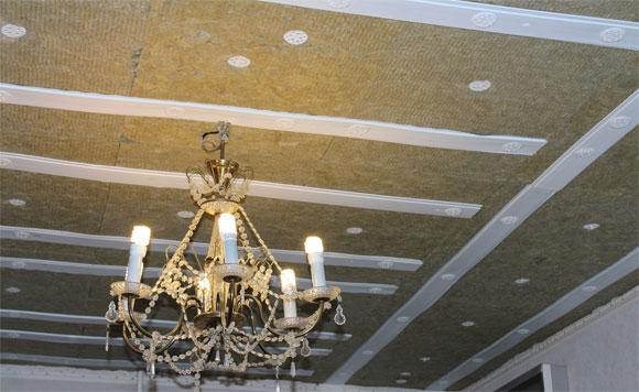 материалы для шумоизоляции потолка