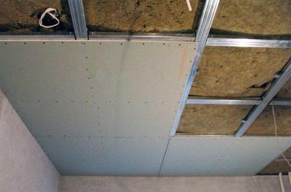 шумоизоляционный материал для потолка какой лучше