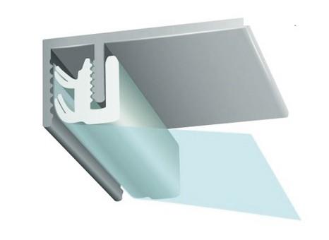 производство багета для натяжных потолков