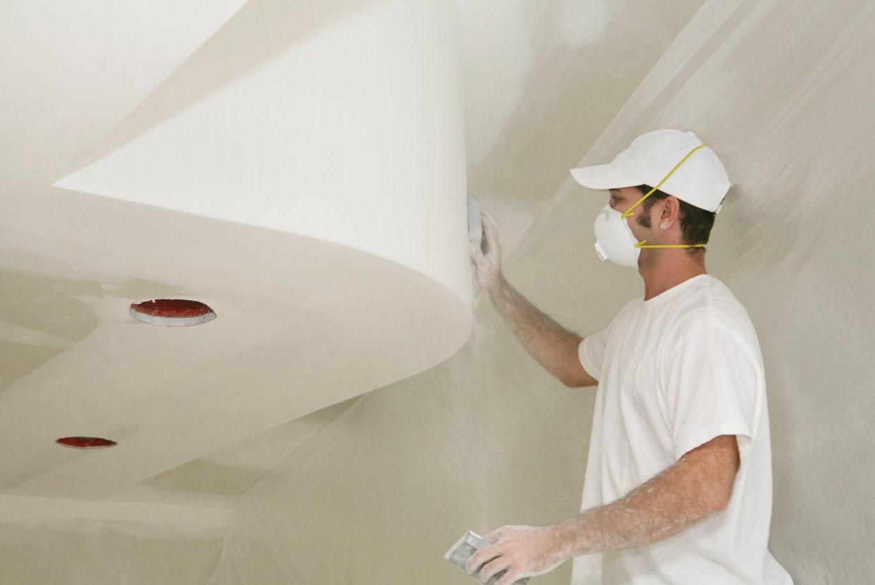 Перед работой необходимо защитить глаза и органы дыхания от вредного воздействия пыли
