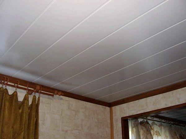 Фото - МДФ панели для потолка