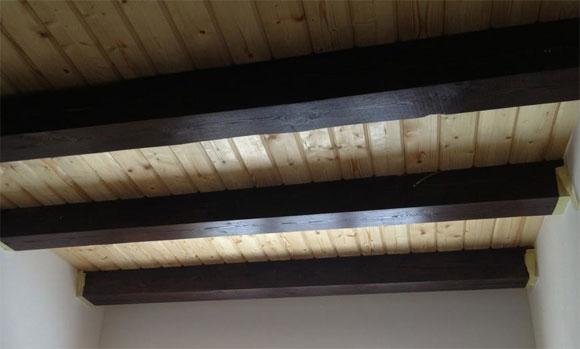как правильно подшить потолок