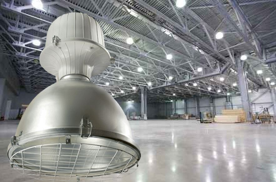 Промышленные светильники - виды, применение, обзор