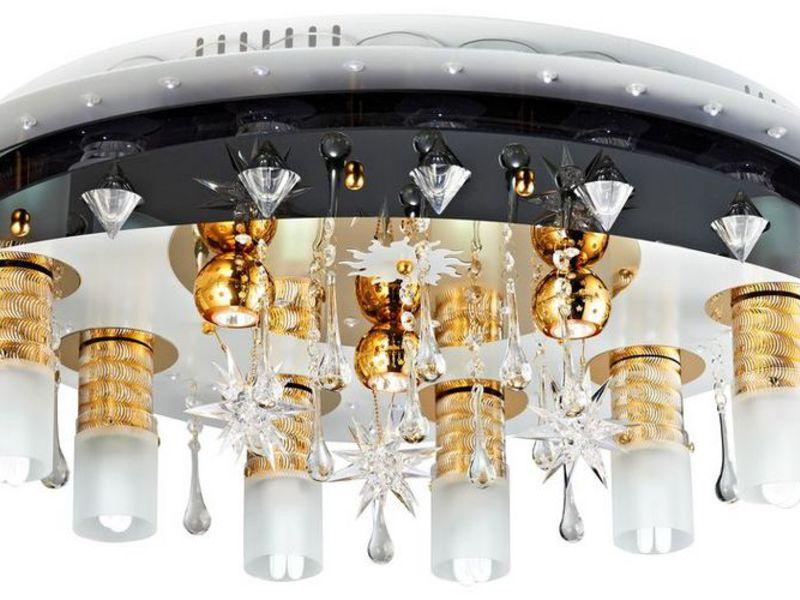 Дизайнерские потолочные люстры