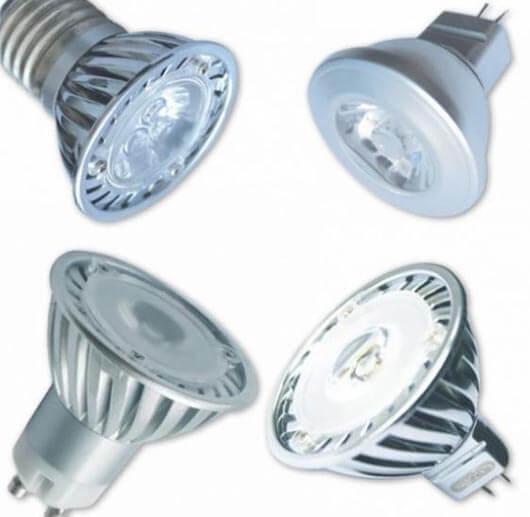 светодиодные лампочки для натяжных потолков