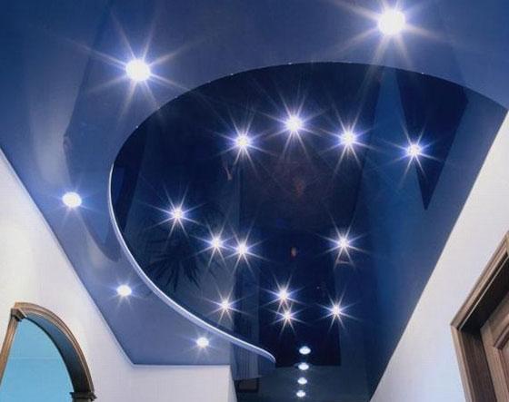 лампы для навесного потолка