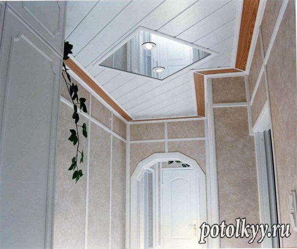 потолок пвх
