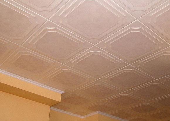 пвх профиль потолок