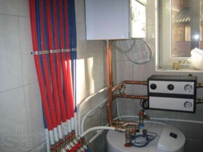 Электрическое отопление загородного дома