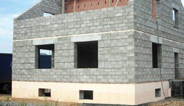 Дом из керамзитобетона цены вибратор бетона ручной