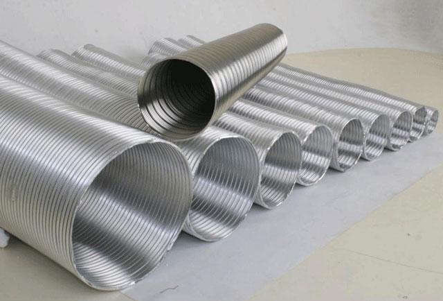 гибкие трубы для вентиляции