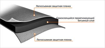 Структура полимерной ленты